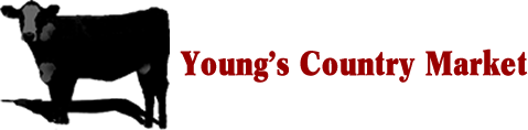 Youngs Meat Market Danville Ohio